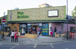Pop Brixton is the latest attraction bringing a new demographic to spend money in the area